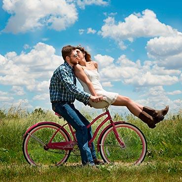 A única coisa que não posso te prometer, é um final feliz. Pois o nosso amor nunca vai ter fim.