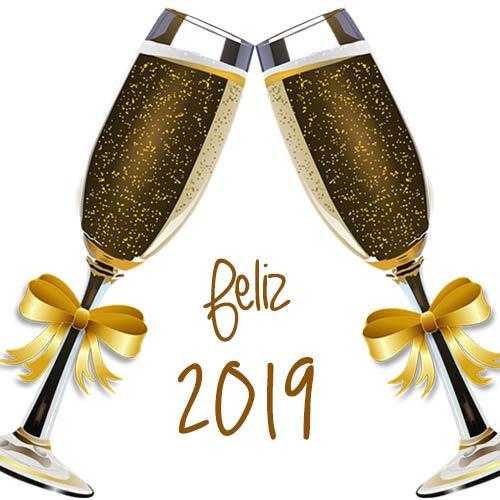 Frases De Ano Novo 2019 Mensagens De Reveillon Viver Em