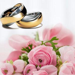 Frases de casamento bíblicas