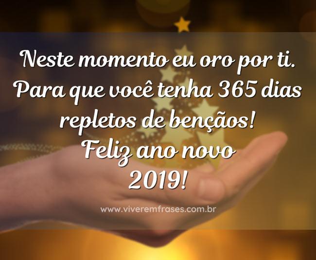 Feliz Ano Novo 2019 Frase Curta Imagem E Mensagem Viver Em Frases
