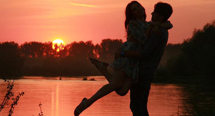 A noite passada eu sonhei com você