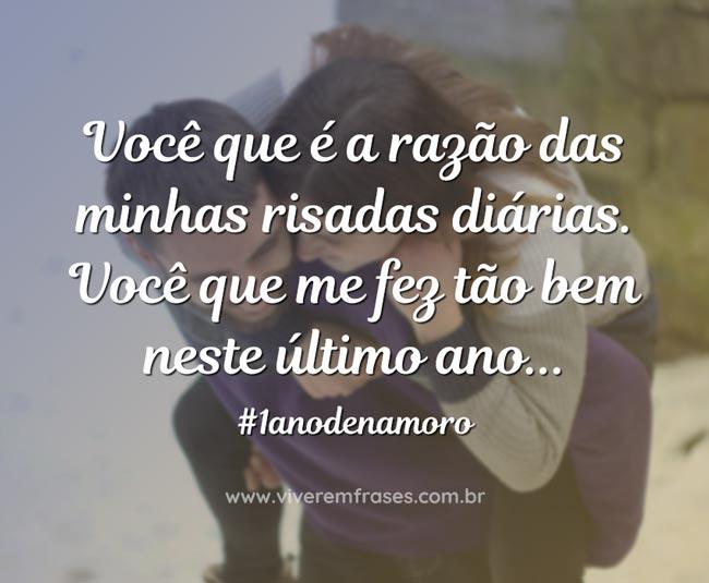 Frases De 1 Ano De Namoro Imagens Frases Curtas Whatsapp